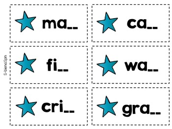 Tricky Sticky Consonant Blends