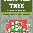Trim the Tree- A Sight Word Game