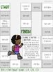 Triple Consonant Blends on the Farm Word Work