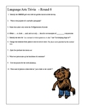 Trivia Game for High School English