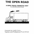 Trucking: The Open Road