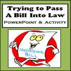 Trying to Pass a Bill Into Law - How a Bill Becomes a Law