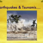Tsunamis due to Earthquakes