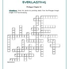 Tuck Everlasting: 2 Reading-for-Detail Crosswords Based on