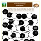 Tuck Everlasting Game Board Reading Activity for Comprehension