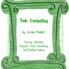 Tuck Everlasting Literary Packet of Tests, Projects, and A