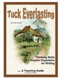 Tuck Everlasting     Think, Write, Create/Graphic Organizers