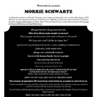 Tuesdays With Morrie - Compilation of his aphorisms