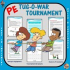 Tug-O-War Tournament Resource