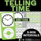 Tune Into Telling Time: Time to the 5-Min. Interval