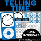 Tune Into Telling Time: Time to the Minute