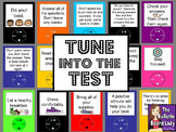 Tune Into the Test-Test Taking Skills Bulletin Board for T