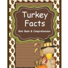 Turkey Facts Mini-Book