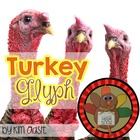 Turkey Glyph - Seasonal Activity!