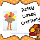 Turkey Lurkey Craftivity