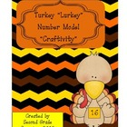 "Turkey ""Lurkey"" Number Models"