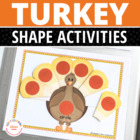Turkey Shape Sort