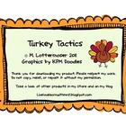 Turkey Tactics November Management Mini-Pack