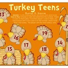 Turkey Teens Bump It Game