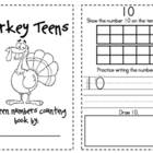 Turkey Teens!