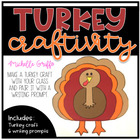Turkey Time Craftivity