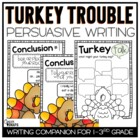 Turkey Trouble: A Persuasive Writing Mini Unit