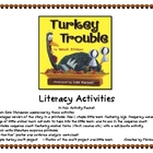 """Turkey Trouble"" Literacy Activities & Printables"