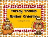 Turkey Trouble- Number Ordering