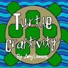 Turtle Craftivity Patterns