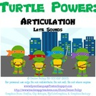 Turtle Power: Articulation for Later Sounds