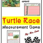 Turtle Race Game...A Measurement Game (Great Center or Wor