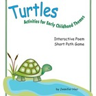 Turtles:  Activities for Early Childhood Themes