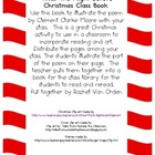 Twas the Night Before Christmas Class Book