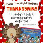 &#039;Twas the Night Before Thanksgiving: Literature Study &amp; Tu