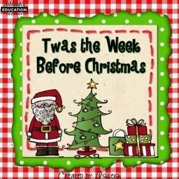 Twas the Week Before Christmas
