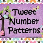 Tweet Number Patterns