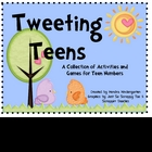 Tweeting Teens - Games &amp; Activities for Teen Numbers 