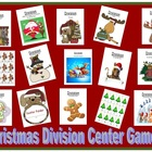 Twelve Christmas Division Center Games