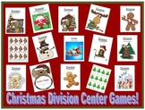 Christmas Division Center Games - All Twelve Times Tables 1 to 12