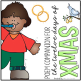 Twelve Days of Christmas Sequencing Activities for Student