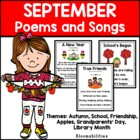 Twenty September Poems and Songs