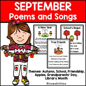 September Poems and Songs