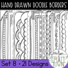 Twinkle Doodle Frames Bundle- 82 Frames for Commercial Use