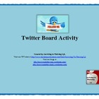 Twitter Classroom Activity - Free, Free, Free