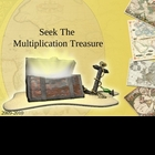Two Digit Multiplication-Seek the Treasure of Multiplication