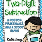 Two Digit Subtraction Freebie