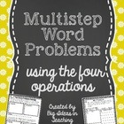 Two Step Problem Solving Activities