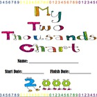 Two Thousands Chart: Fill in the blank
