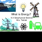 Types of Energy Ppt