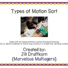 Types of Motion Sort